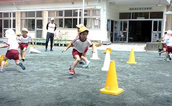 運動あそび教室